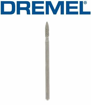DREMEL ® 7144 Diamond Wheel Point 2,4 mm (2 No) (26157144JA)
