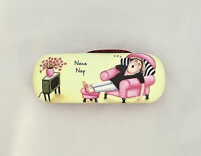 Glasses Case - 'Nana Nap' Sue Janson Australia Design