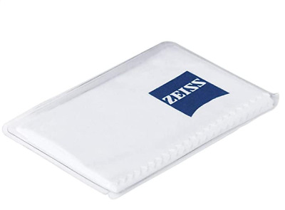 6-Pack Zeiss Microfiber Cleaning Cloths for Lens DSLR Glasses TV Screen New