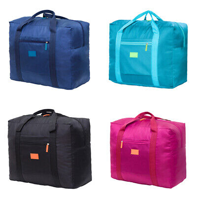 Large Waterpoof Foldable Travel Luggage Baggage Storage Carry-On Duffle Bag US