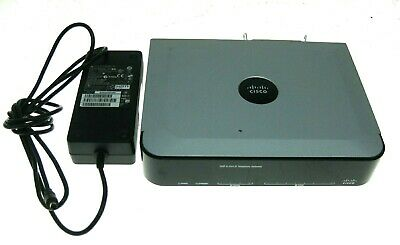 Cisco SPA8000 VOIP 8 Port IP Telephony Gateway with Power Adapter EADP-60KB