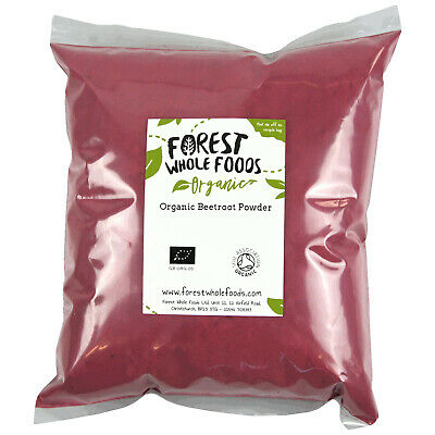 Orgánico Remolacha Polvo - Forest Whole Foods
