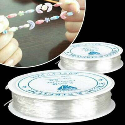 Strong Elastic Stretchy Beading Thread Cord Bracelet String For Jewelry Making~