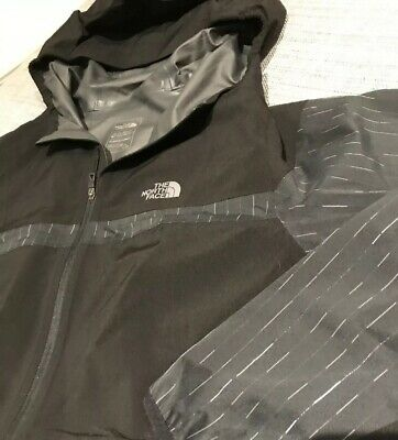 New Genuine The North Face Ladies Black Lightweight Thin Style Jacket Size Large