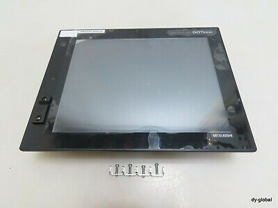 MITSUBISHI Used GT15-75QBUSL Q BUS, GT1585-STBA GOT Touch Screen SCR-I-323=6A47