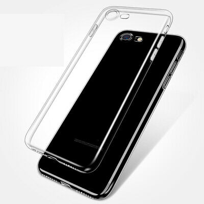 Clear Case for iPhone 11 Pro Max 7 8 6 6s Plus 7Plus 8Plus X XS MAX XR Cover TPU