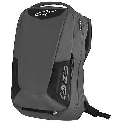 Alpinestars City Hunter Sac à Dos de Moto - Noir Gris