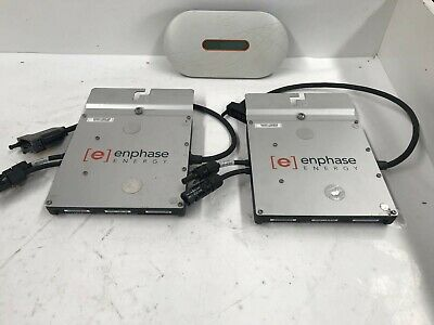 microinversores Enphase Envoy Communications Gateway + M210
