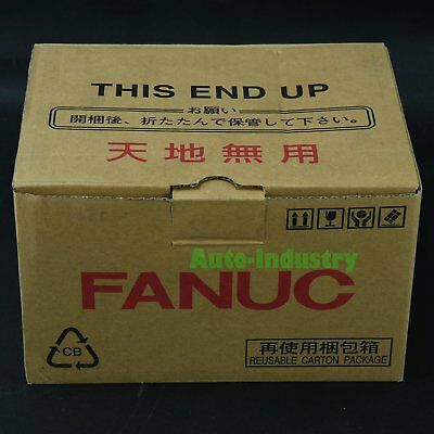 New In Box Fanuc A06B-2235-B605 Servo Motor One year warranty