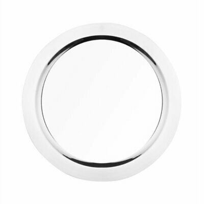 Olympia Food Presentation Tray Stainless Steel Round 400mm CN718 [21OR]