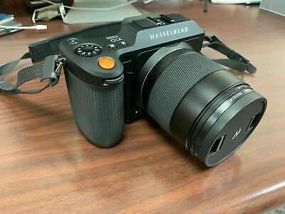 Hasselblad X1D-50c Black Edition 4116 Medium Format Mirrorless Camera