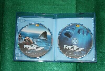 bluray THE REEF (comme NEUF)