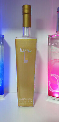 Trump Vodka 700ml - New & Full & Unopend +++ SOLD OUT VERY RARE