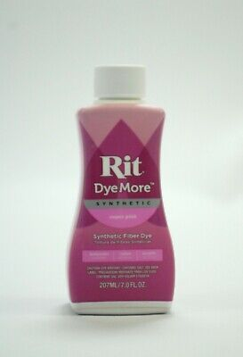 Rit DyeMore 207ml - perfect for synthetic materials/polyester/acetate/acrylic