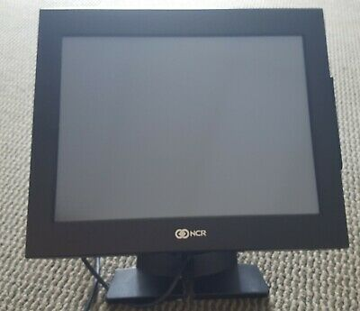 NCR 7734 / Radiant P1532 Terminal with NEW TOUCH GLASS