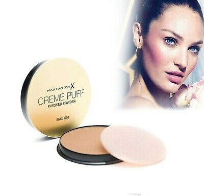 Max Factor Creme Puff 2in1 Face Compact Pressed Powder Foundation 21g