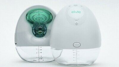 Elvie Pump - The world's first silent wearable breast pump - Double