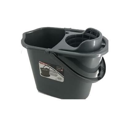 Mop Bucket Strong Durable Plastic 35x22x24cm