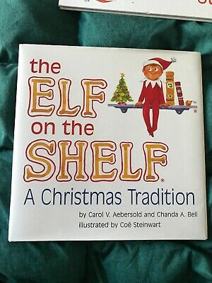 elf on the shelf  Christmas Tradition, boy Version, Book Only