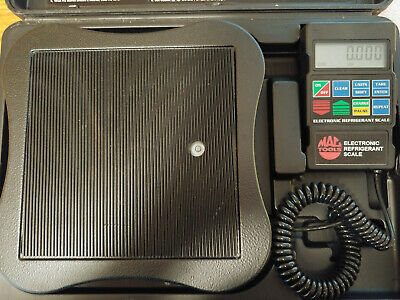 Mac Tools AC9800 Electronic Refrigerant Charging Scale