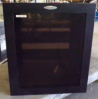 MegaMounts MM9U 9U Wall Mount Rack Enclosure Server Cabinet NEW