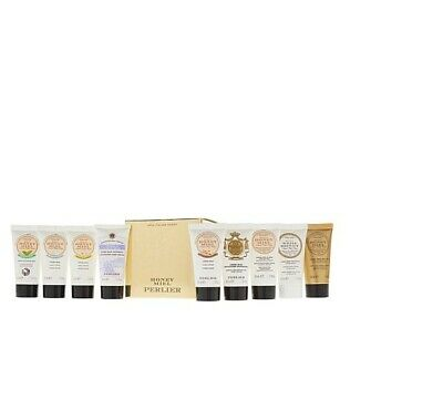 Perlier Honey Hand Cream 9-piece Set  New  Great for gifts!!