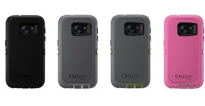 New Original Otterbox Defender Case for Samsung Galaxy S7 - No Holster - @