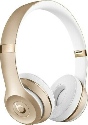 Beats by Dr. Dre Solo3 Wireless/Bluetooth Headphones - Gold - Brand New!