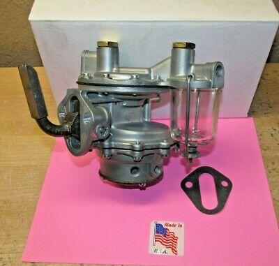 1936 1937 1938 Buick 60 80 90 Series Rebuilt Fuel Pump For Modern Fuels Ac#422