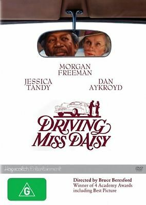 Driving Miss Daisy DVD Morgan Freeman New and Sealed Australian Release