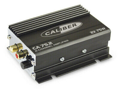 IC amplificateur 2 canaux - Caliber CA75.2