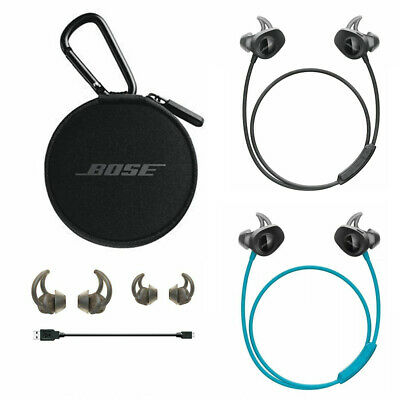 Bose SoundSport Wireless In Ear Bluetooth Headphones NFC Bose SoundSport