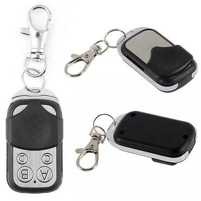 Universal Cloning Remote Control Key Fob for Car Garage Door Gate 433.92mhz MMま