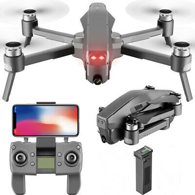 GPS 5G Wifi FPV With 4K Camera Brushless Selfie RC Drone Quadcopter XY-M1