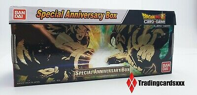 ♦Dragon Ball Super Card Game♦ Coffret Noel 2019 : Special Anniversary Box - VF