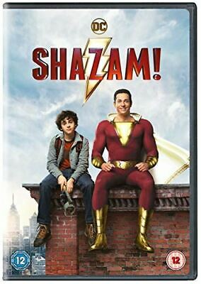 Shazam! DVD [2019] - Region 2 UK