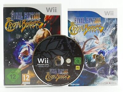 Final Fantasy: Crystal Chronicles - The Crystal Bearers für Nintendo Wii
