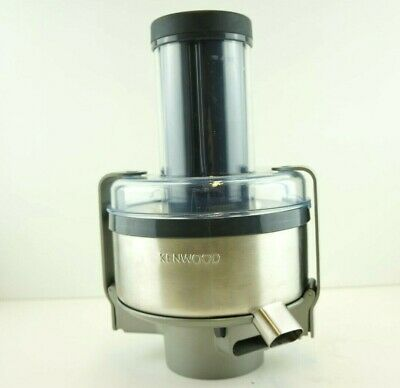 Kenwood Chef Major Metal Juice Extractor Attachment AT641 Read Listing