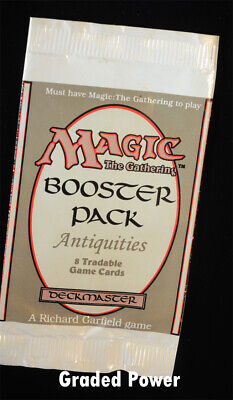 Antiquities Booster Pack (EMPTY) Empty Packs & Boxes Magic MTG