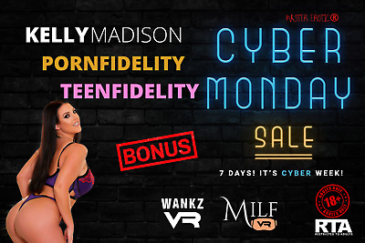 KELLY MADISON ➕ P0RNFIDELITY ➕ TF - Premium Access 3 Month - UNLIMITED DOWNLOAD!