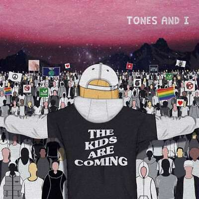 Tones And I - The Kids Are Coming (CD EP)