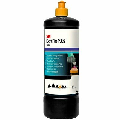 3M Perfect-It III Extra Fine Plus Pâte Abrasive 80349 1 Litre Vernis