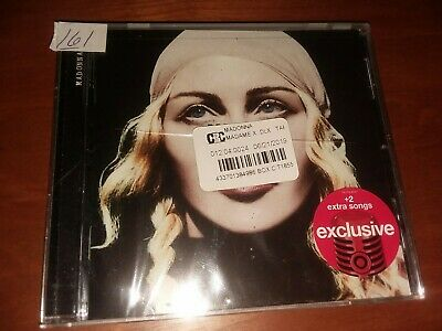 Madonna madame x Target Exclusive 2 Extra Songs Deluxe Edition CD