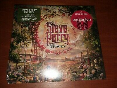 Steve perry traces cd Deluxe Edition Target Exclusive With 5 Bonus Songs