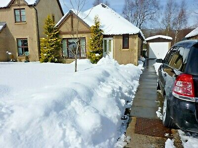 Aviemore Holiday Home 3 Bed Det Bungalow Sleeps 6: 4 Nights 7-11 February 2020