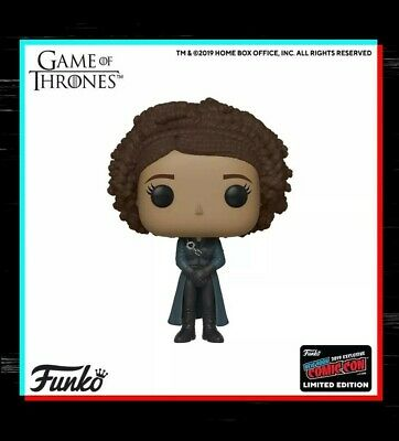 Funko POP! Game of Thrones #77 - Missandei 2019 NYCC Exclusive Sticker LE