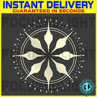 DESTINY 2 Emblem MIST BLOSSOMS ~ INSTANT DELIVERY GUARANTEED ~ PS4 XBOX PC