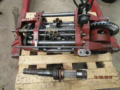 David Brown 885 Complete Gearbox in Good Condition