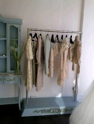 Beautiful clothes garment rails - Retail or home use