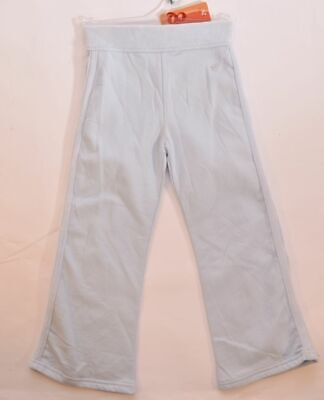 BNWT Girls Pale Blue Sports Tracksuit Jogging Bottoms Trousers Age 4-5 Years A3